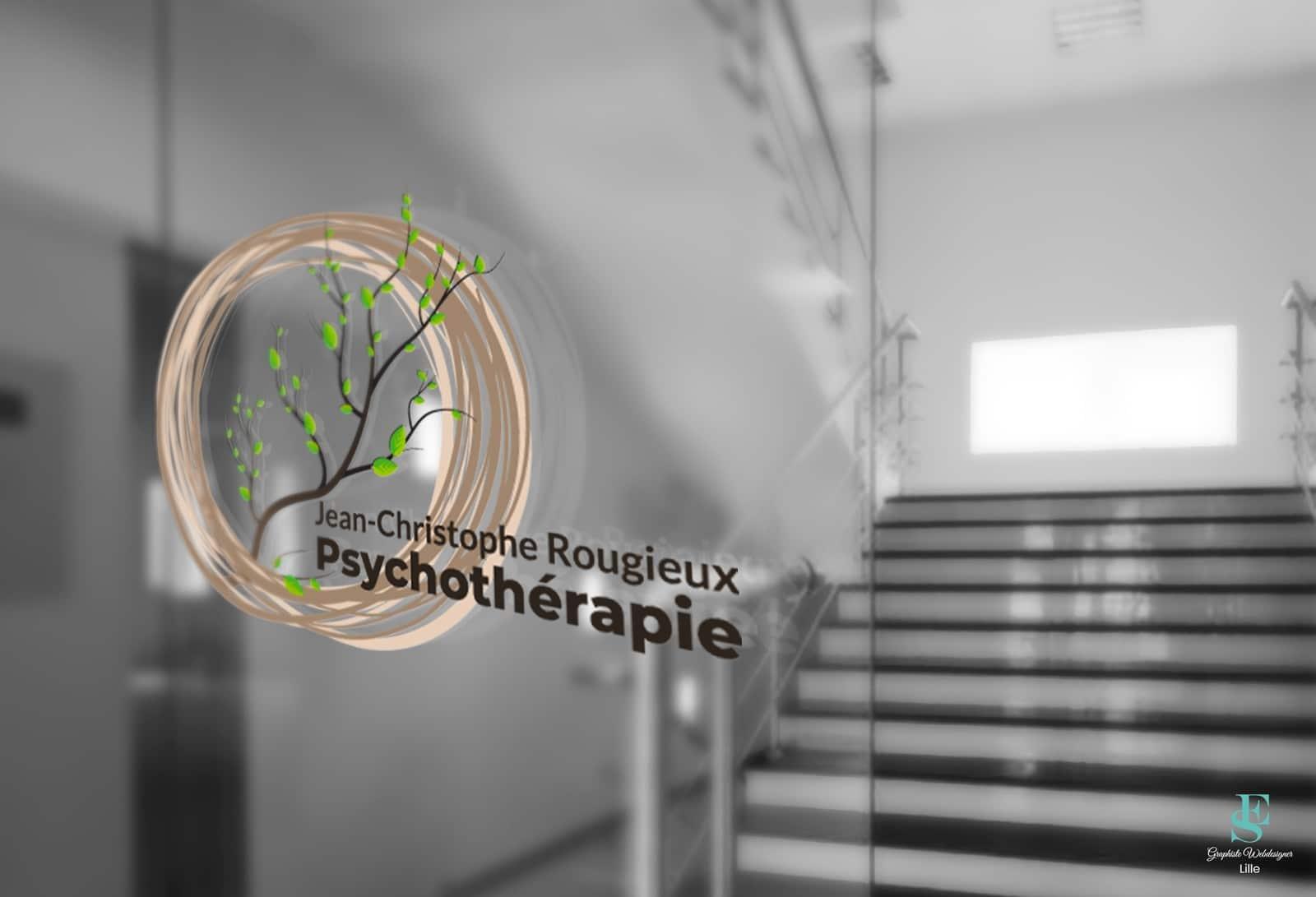 Logo Jean-Christophe Rougieux, psychothérapeute