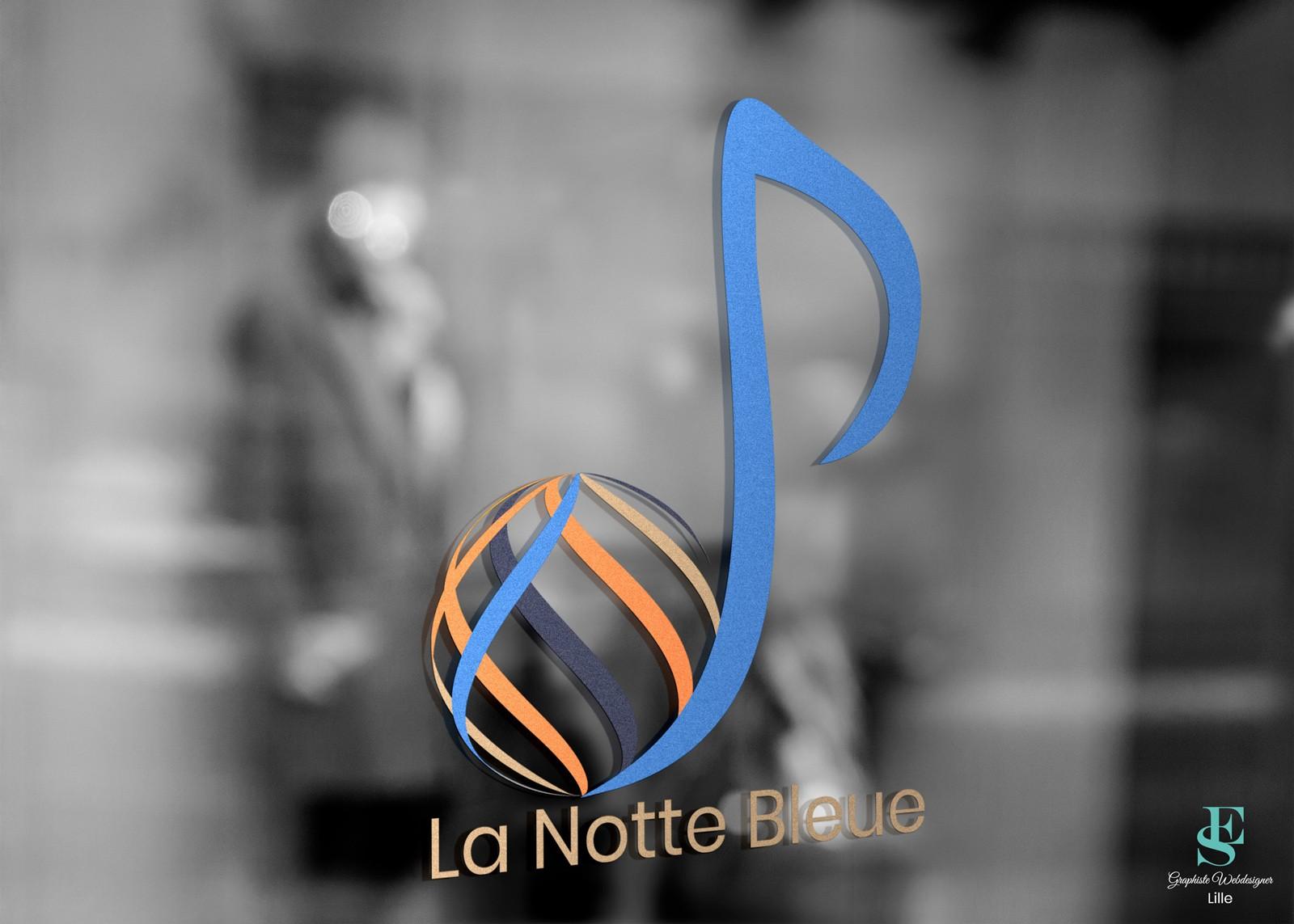 Logo La Notte Bleue