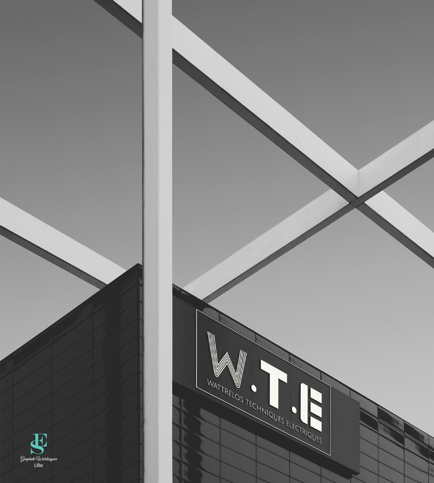 Logo Wattrelos Techniques Électriques