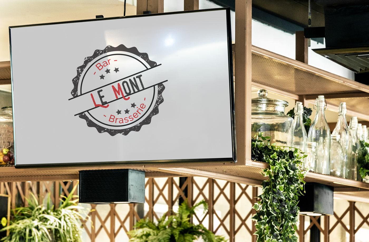 Logo du Bar Brasserie Le Mont