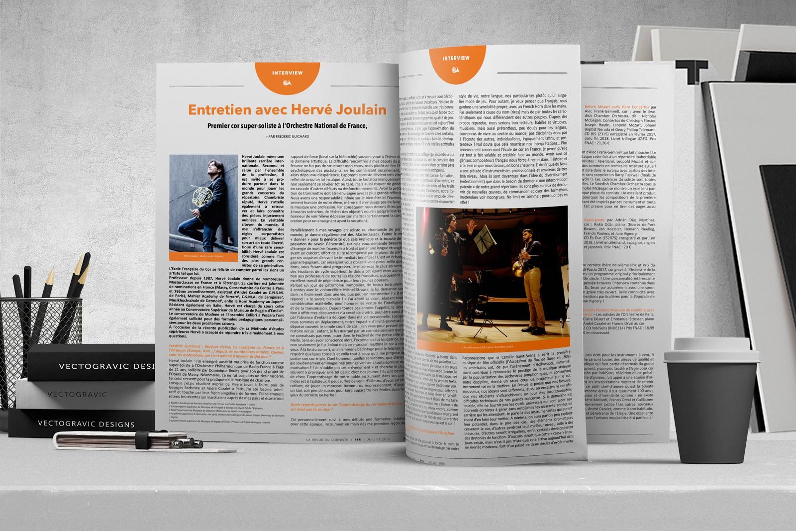La Revue du Corniste – 114