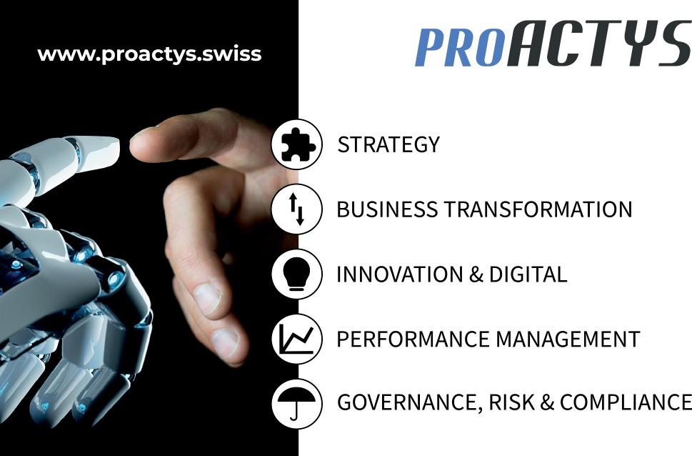 Carte de visite ProActys
