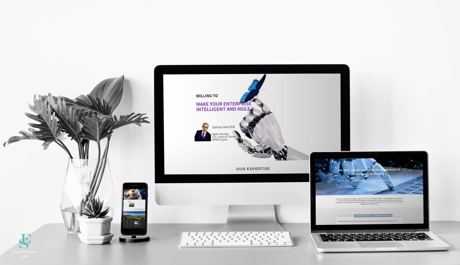 Site web ProActys
