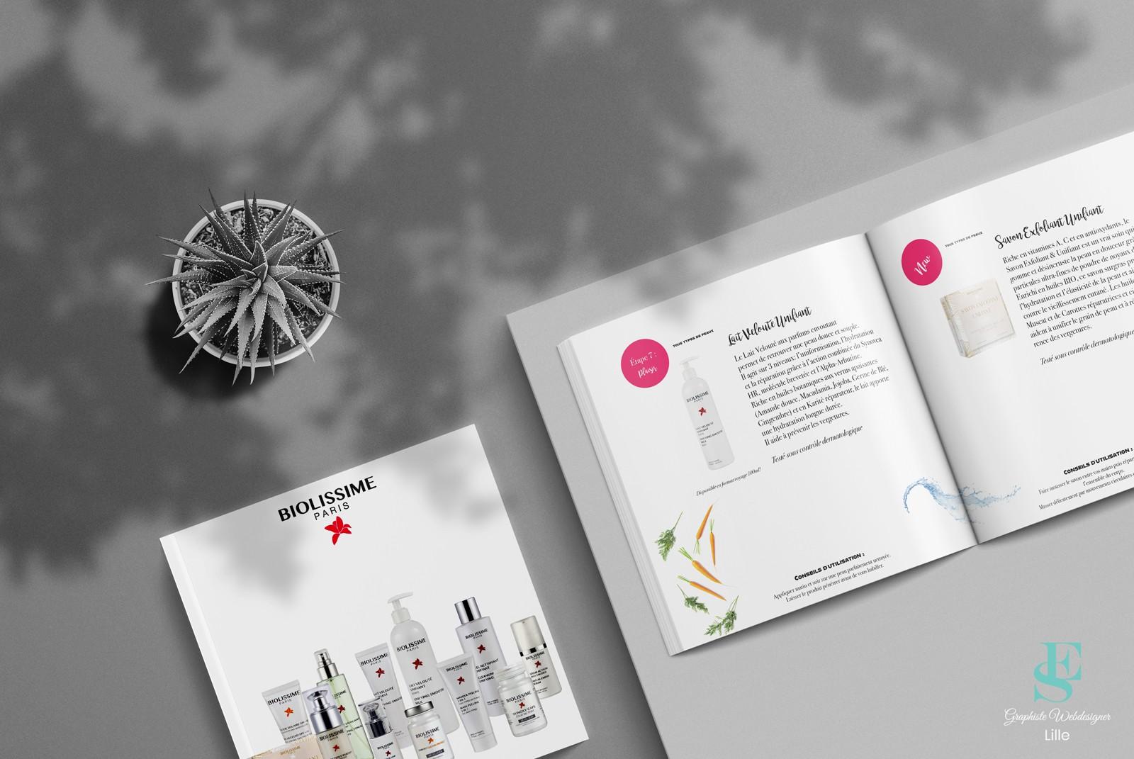 Catalogue Biolissime