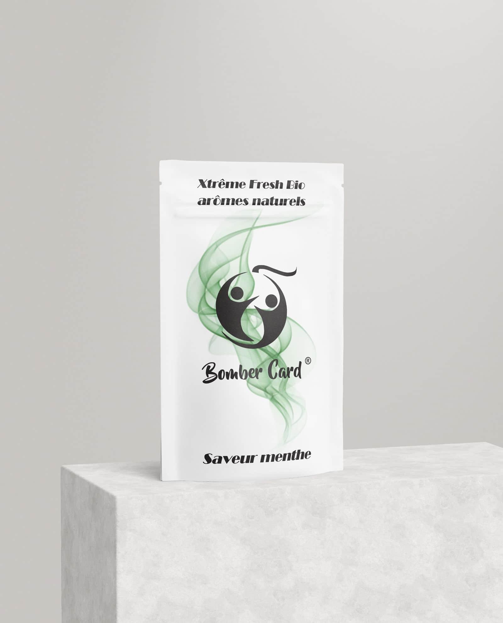 Étiquette Bomber Card
