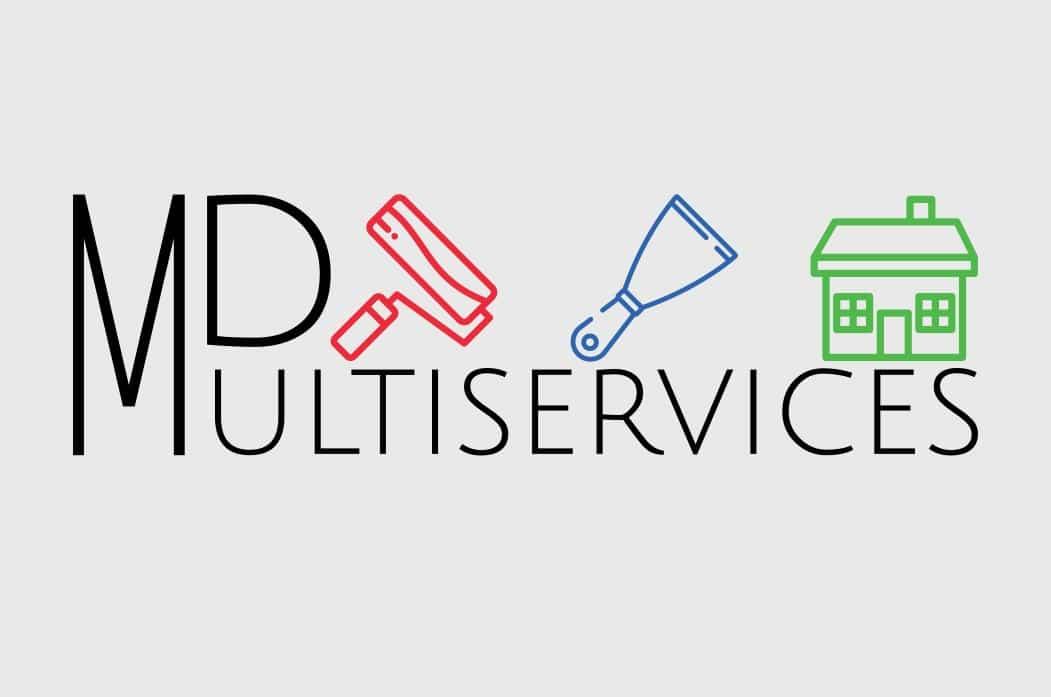 Carte de visite de MD Multiservices