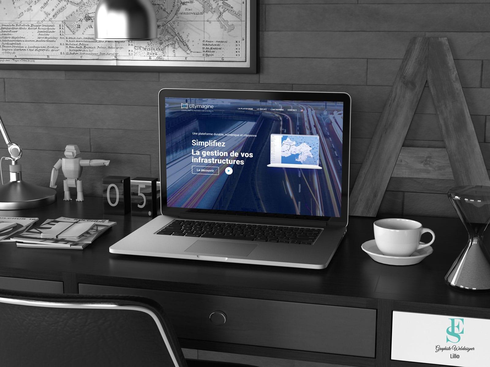 Site web de Citymagine